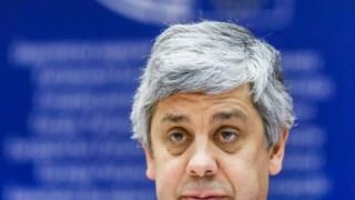 Foi a estreia de Mário Centeno nos diálogos económicos dos eurodeputados com o presidente do Eurogrupo