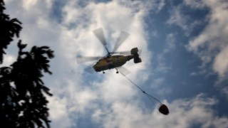 Os três Kamov ainda em condições estão impedidos de voar