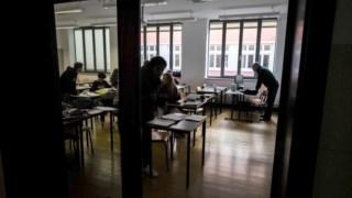 O envelhecimento da classe docente é um dos problemas  destacados pela rede Eurydice