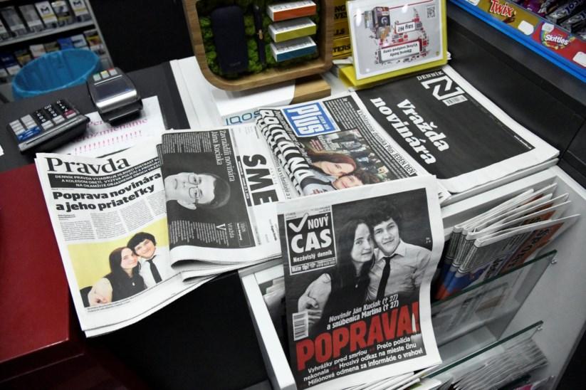 Morte de jornalista de investigação é um