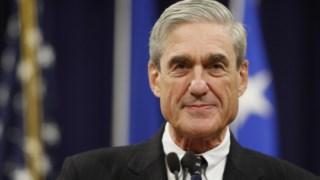 O procurador especial Robert Mueller, encarregado da investigação sobre a alegada interferência russa nas eleições presidenciais norte-americanas de 2016