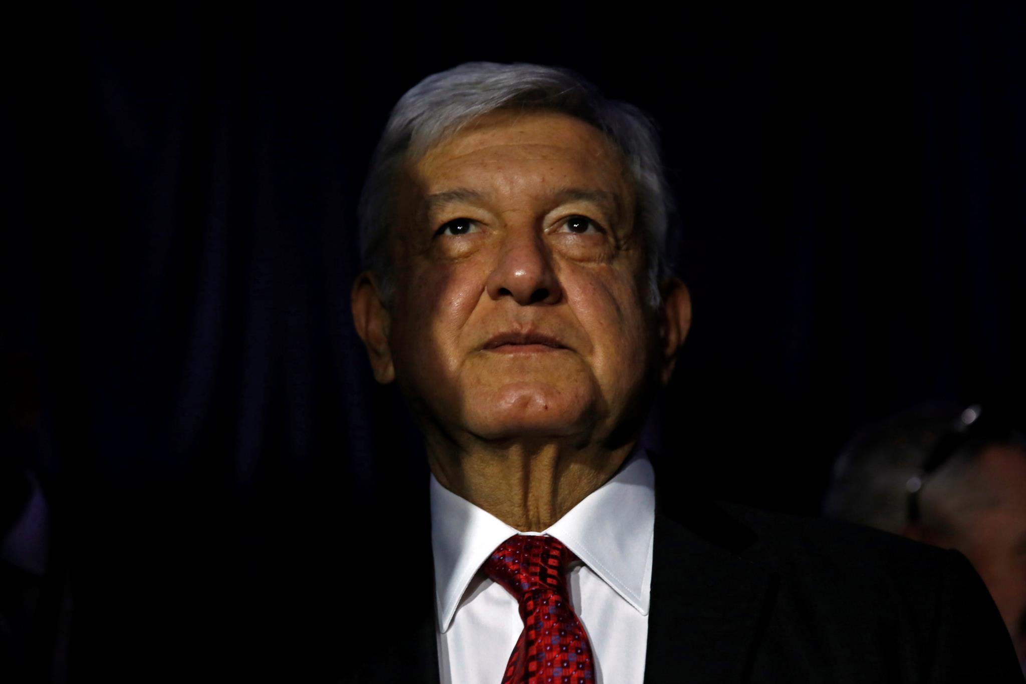 Obrador leva o México para a esquerda, contrariando a guinada à direita da América Latina