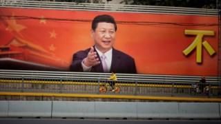 O pensamento de Xi Jinping foi elevado a doutrina oficial do partido único em Outubro, no congresso do PCC