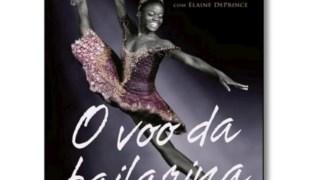 Filme fará a adaptação do livro <i>O Voo da Bailarina</i>