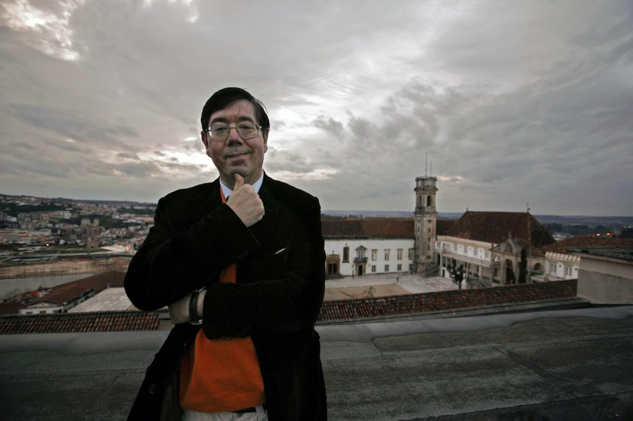 O físico Carlos Fiolhais