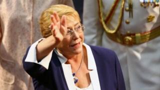 Michelle Bachelet (Chile)