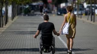 Há 80 milhões de pessoas na União Europeia que têm algum tipo de deficiência, um número que deve crescer para 120 milhões nos próximos dois anos, estima