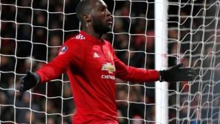 Lukaku marcou o primeiro golo do United