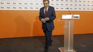 José Silvano aceitou no domingo o convite de Rio para ser secretário-geral do PSD