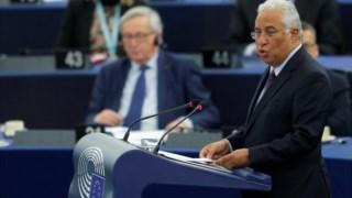 Os dois líderes apresentam a ideia no Conselho Europeu
