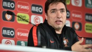 Rui Jorge quer duas vitórias para garantir o apuramento directo