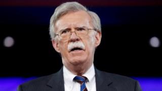 John Bolton é apelidado de neoconservador