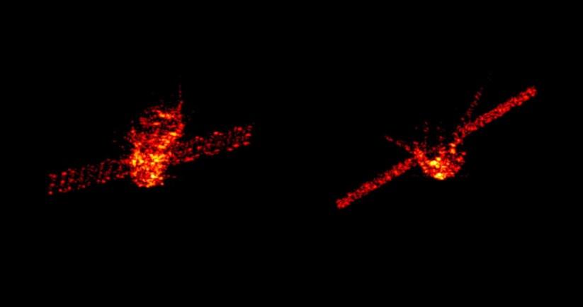 Resultado de imagem para Já há imagens da Tiangong-1 a 270 km de altitude