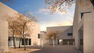 Projecto vencedor para a Biblioteca Municipal e Museu do Brinquedo de Torres Vedras