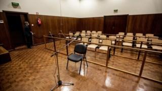 Suspeito foi submetido a interrogatório judicial no tribunal judicial de Montemor-o-Novo