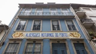 Albergues Nocturnos do Porto