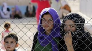 Os yazidis são uma minoria iraquiana que tem sido perseguida pela violência do Daesh
