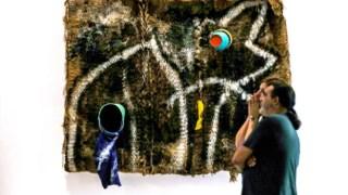 Expoisção da colecção Miró no Palácio Nacional da Ajuda