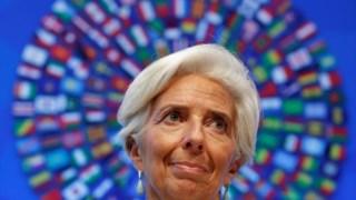 Christine Lagarde está mais optimista em relação ao crescimento português
