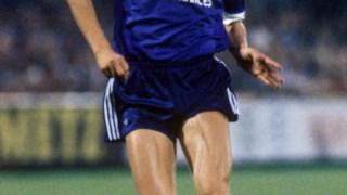 Wenger nos tempos em que jogou no Estrasburgo