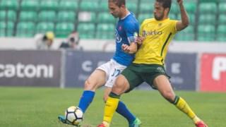 O jogo entre o Paços de Ferreira e o Belenenses acabou empatado