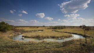 Expedição que desceu o Rio Cuito (em Angola), da nascente até ao delta de Okavango (Botswana), durou quatro meses