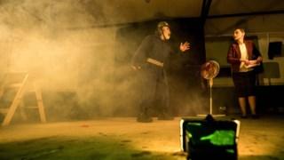 O Teatro ACERT encenou a peça <i>Fogo</i>, a ajudar a ultrapassar o trauma da tragédia dos incêndios do ano passado
