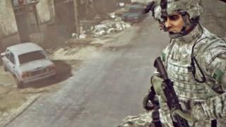 Os militares entram em campos de batalha virtuais que replicam cenários reais DR
