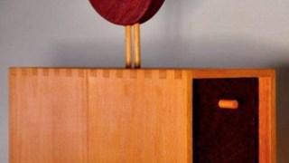 Móvel Bird Box, de Virgínio Moutinho DR