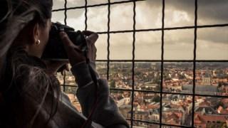 Durante um mês, os jovens realizadores percorreram França, Suíça, Espanha e Portugal Gilderic Photography/Flickr
