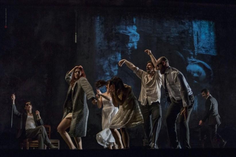 Resultado de imagem para Sete bailarinos no intestino de Ingmar Bergman