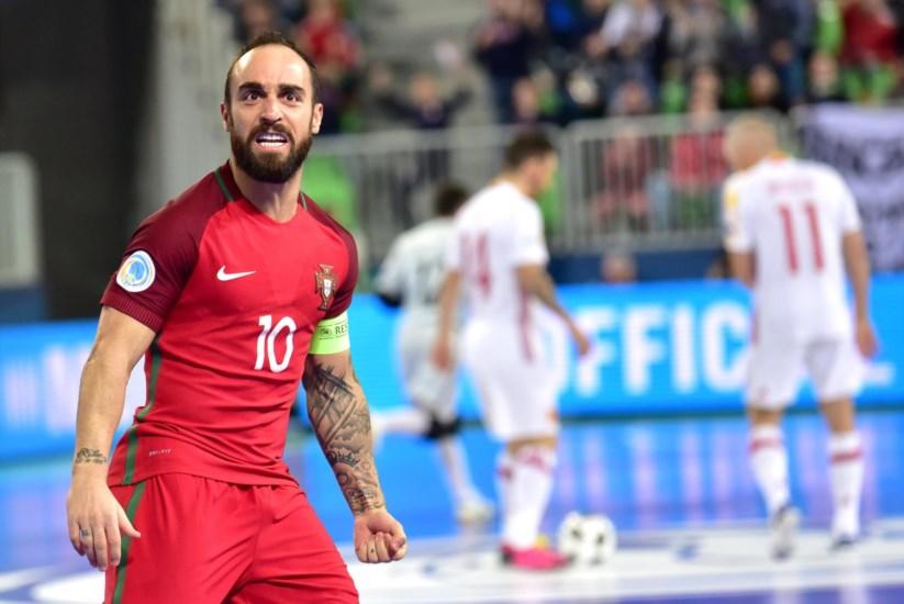 43fb1fe832 Ricardinho admite proposta do Sporting e possibilidade forte de sair. Melhor  jogador do mundo em futsal ...