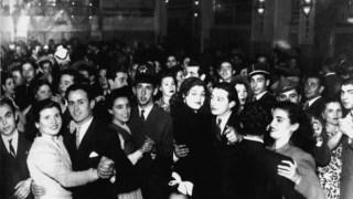 Baile de Carnaval em 1950 no Clube Estefânia, fundado em 1890