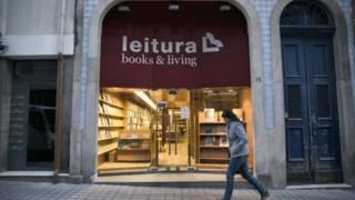 A histórica livraria portuense Leitura, fundada em 1958, fechou as portas em Janeiro