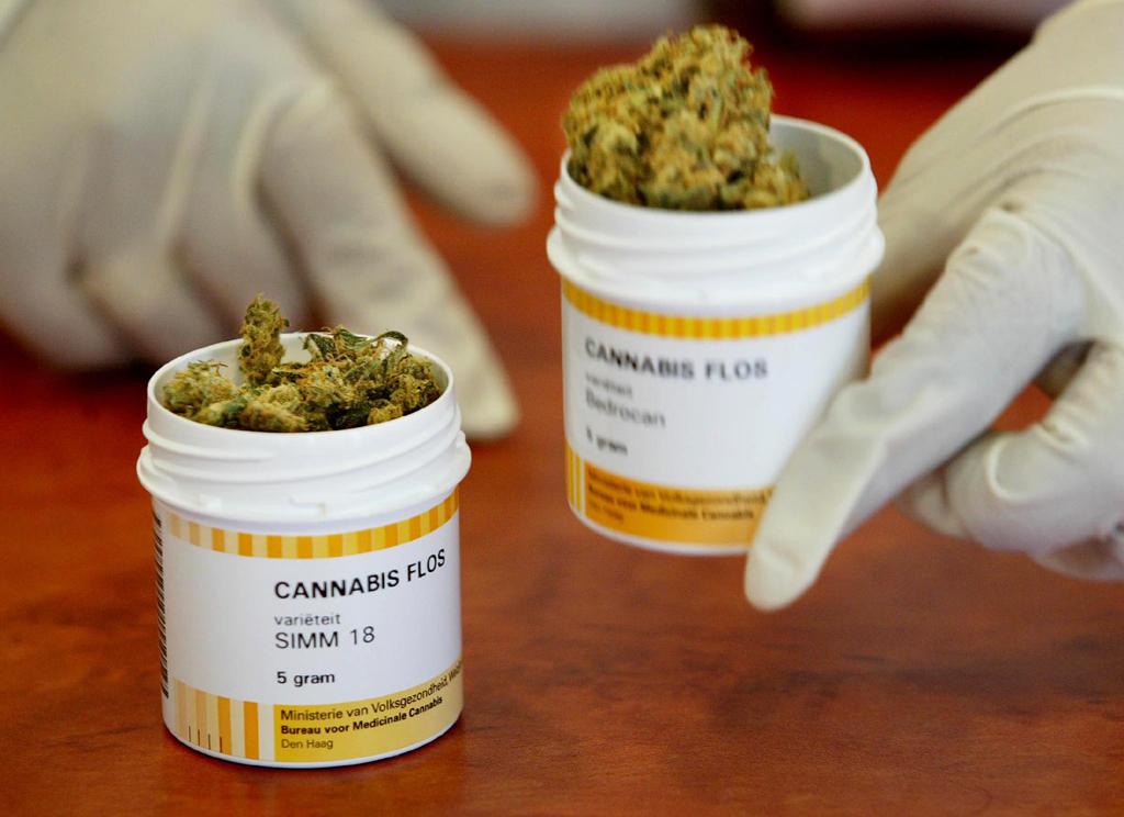 Cannabis para fins terapêuticos legalizado na República Checa
