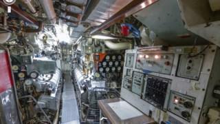 O HMS Ocelot foi transformado em museu em 1992, com quase 30 anos de serviço