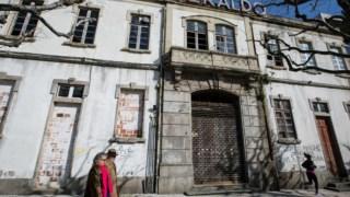 O antigo cinema S. Geraldo pode transformar-se num hotel e num centro comercial Marco Duarte/nFactos