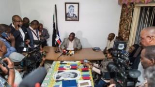 Ossufo Momade foi secretário-geral da Renamo