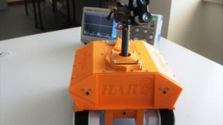 O robô pode ser uma preciosa ajuda quando todos os minutos são essenciais para salvar vidas