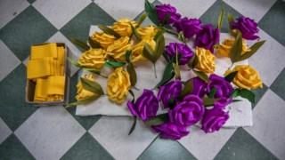 Rosas de jardim, Design floral, Flores cortadas
