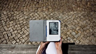 O Kindle da Amazon é o aparelho mais usado na leitura de livros electrónicos Rui Gaudêncio