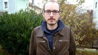Antoine Deltour tem 28 anos e é francês Renaud Lecadre/Libération