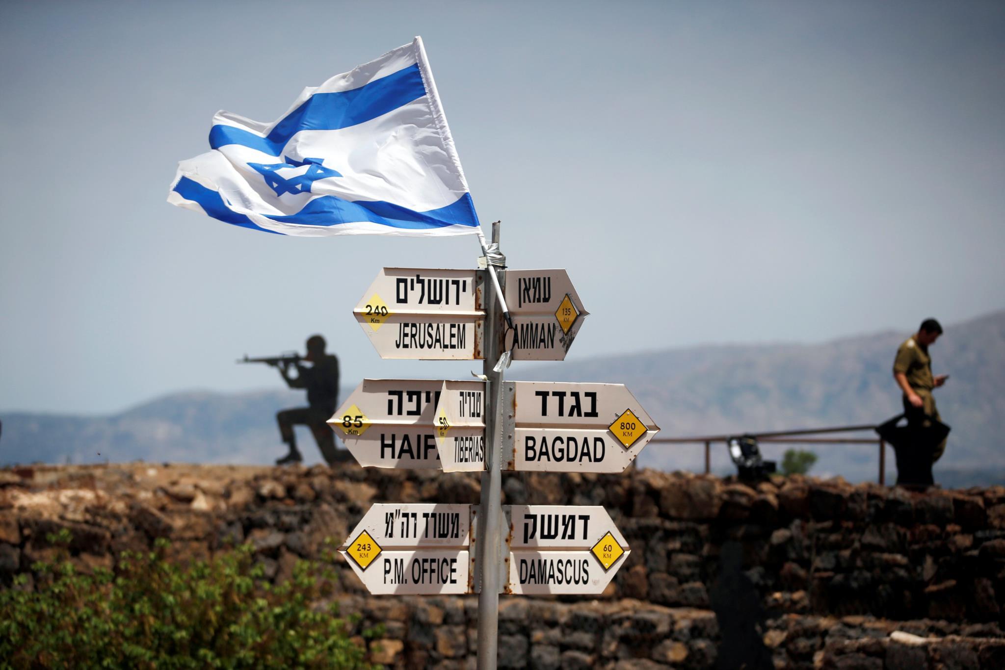 Resultado de imagem para imagens de israel e irao
