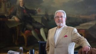 Isaltino Morais regressou recentemente à câmara que já liderou por 25 anos e quer pôr a mobildiade na agenda