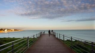 Miradouro da praia do Peneco, Albufeira