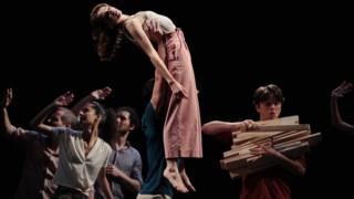 Teatro musical, dança