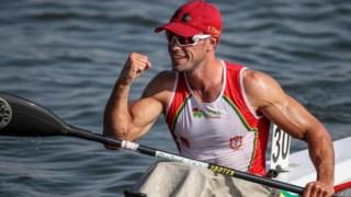 Fernando Pimenta, caiaque no mar, Campeonatos Mundiais de Canoagem Sprint da ICF, Canoagem