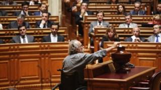 Jorge Facato foi o primeiro deputado em cadeira de rodas