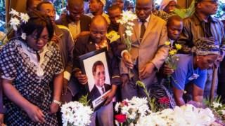 """O funeral do líder da Renamo teve """"muita dignidade"""""""
