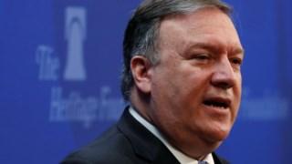 Mike Pompeo revelou a nova estratégia dos EUA para lidar com o Irão